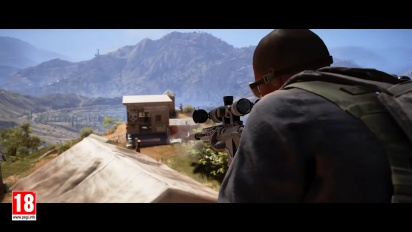 Ghost Recon: Wildlands - Open Beta Trailer