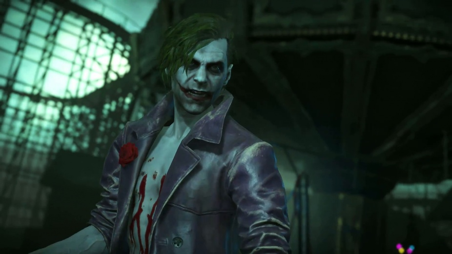 Joker Confirmed For Injustice 2 With New Trailer