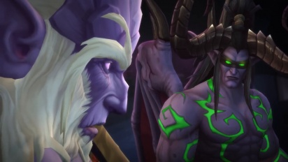 World of Warcraft - The Battle for Argus Begins