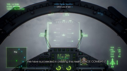 Ace Combat 7: Skies Unknown - Gamescom Gameplay with Commentary