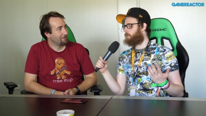 PlayerUnknown's Battlegrounds - Brendan 'PlayerUnknown' Greene Interview