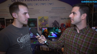 Greyfall: The Endless Dungeon - Mikel Aretxabala Interview