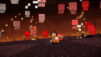 Minecraft: Story Mode - Season Two - Episode 5 Launch Trailer