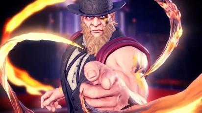 Street Fighter V: Arcade Edition - G Gameplay Trailer