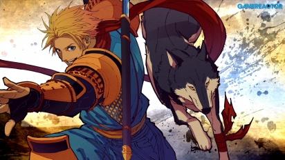 Samurai Shodown - Galford Story Gameplay