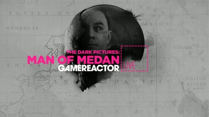 The Dark Pictures Anthology: Man of Medan - Livestream Replay