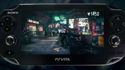 Killzone Mercenary - Gamescom Trailer