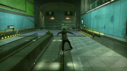 Tony Hawk's Pro Skater HD - DLC Airport B-Roll