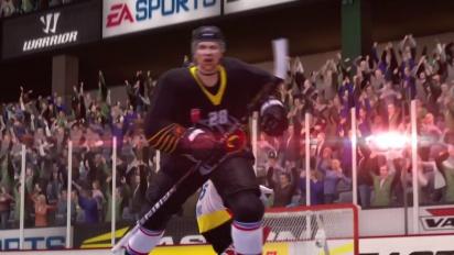 NHL 13 - Ultimate Team HUT101 Trailer