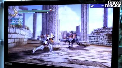 TGS11: Saint Seiya: Sanctuary Battle