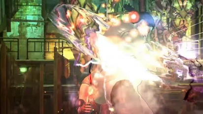 Tekken Revolution - New Premium Effects Update 1.2 Trailer