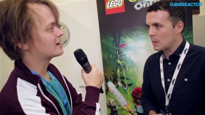 GC 13: Lego Legends of Chima Online - Interview