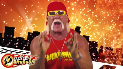 Crazy Taxi: City Rush - Hulkamania Takeover Trailer