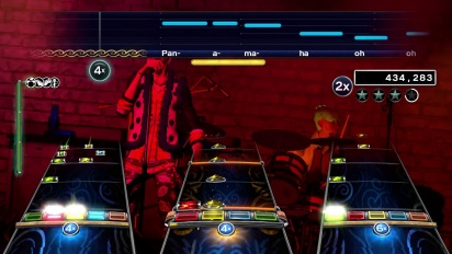 Rock Band 4 - Announcement Van Halen - Panama