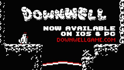 Downwell - Launch Trailer