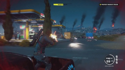 Just Cause 3 - First full hour gameplay