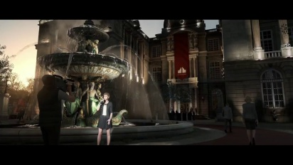 Hitman - Talking Level Design
