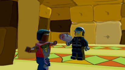 Lego Dimensions - Battle Arenas Trailer