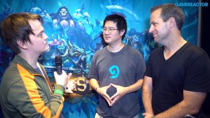 Hearthstone - Hamilton Chu and Ben Thompson Interview