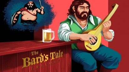 The Bard's Tale Trilogy - Launch Trailer