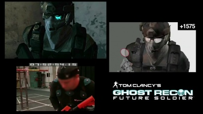 Ghost Recon: Future Soldier - Navy Seals MoCaps Trailer