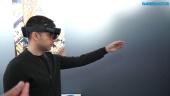 MWC19: Microsoft HoloLens 2 Demo & impressions