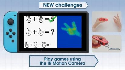 Dr Kawashima's Brain Training for Nintendo Switch - Launch trailer