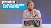 Fractal Celsius+ S28 Prisma - Quick Look
