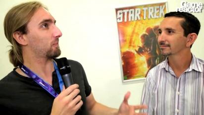 GC 12: Star Trek - Interview