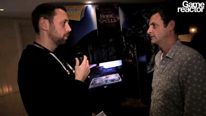 Wonderbook - Russel Harding Interview