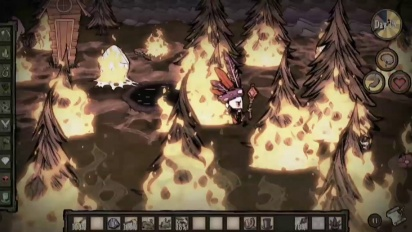 Don't Starve: Console Edition - Gameplay Trailer