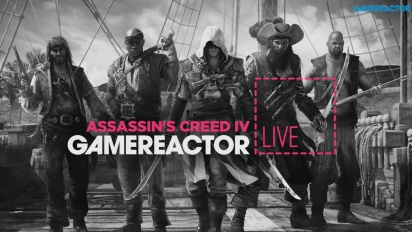 Assassin's Creed IV: Black Flag Freedom Cry (PS4) - Livestream Replay