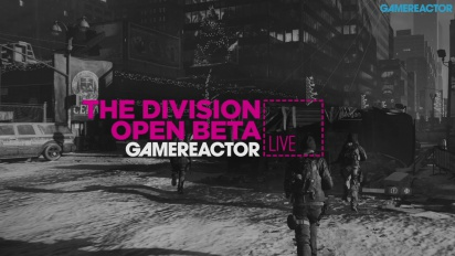 The Division Open Beta - Livestream Replay