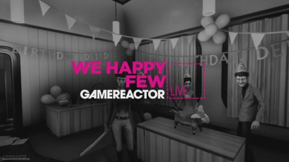 We Happy Few - Alpha-livestream