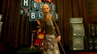 Guitar Hero World Tour: Billy Corgan Trailer