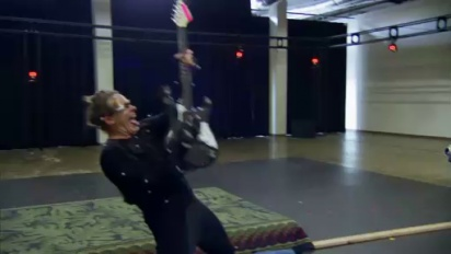 Guitar Hero World Tour - Ted Nugent Behind-the-Scenes