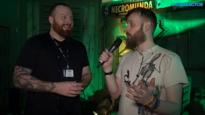 Necromunda: Underhive Wars - Yves Bordeleau Interview