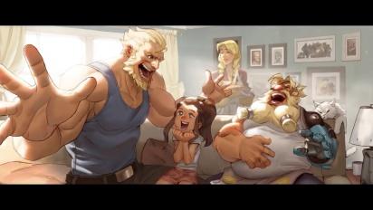 Overwatch - Brigitte Origin Story