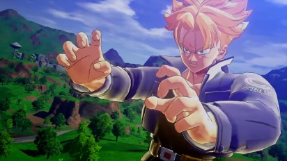 Dragon Ball Z: Kakarot - Feature Trailer 'This Time'