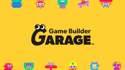 Game Builder Garage - Announcement Trailer