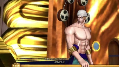 One Piece Pirate Warriors 2 - To The New World Trailer