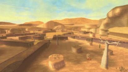 The Legend of Zelda: Skyward Sword - Lanayru Desert gameplay