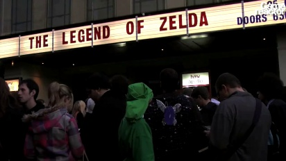 The Legend of Zelda: Skyward Sword - London symphony event