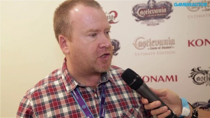 GC 13: Castlevania: Lords of Shadow 2 - Interview