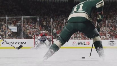 NHL 15 - Superstar Skill Trick Trailer