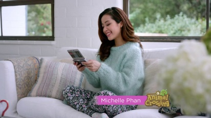 Animal Crossing: New Leaf - Michelle Phan Trailer