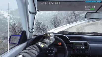 Dirt Rally - PS4 Monte Carlo & Finland Gameplay
