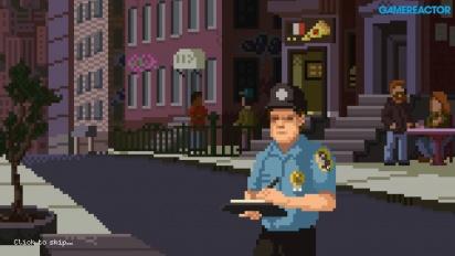 Beat Cop Pre-Alpha Demo - Gamereactor Plays