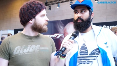 Tekken 7 - Nordic Tour Interview