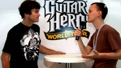 GC08 Guitar Hero: WT Special - Brian Bright Interview